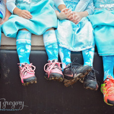 """Like a Girl"" – the ""Freeze""-Softball-Team"